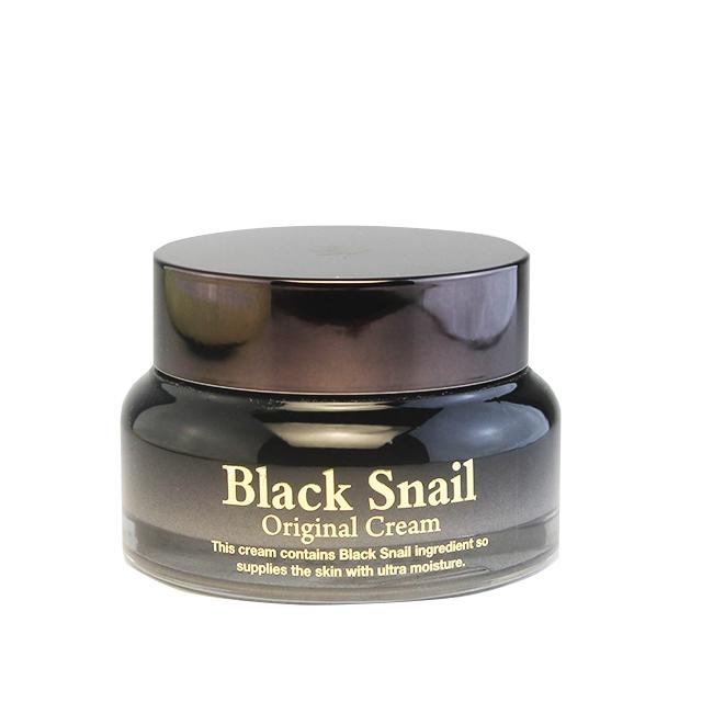 Secret Key Black Snail Original cream Мультифункциональный крем премиум-класса со слизью черной улитки 50 мл