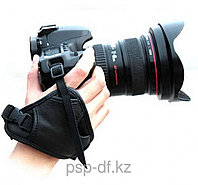Кистевой ремень Camera Leather Soft Wrist Strap/Hand Grip