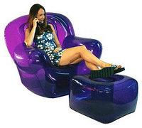 Преимущества надувной мебели