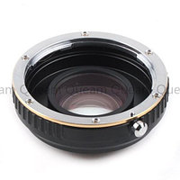 Переходник Speed Booster adapter For Nikon G mount Lens to Micro 4/3