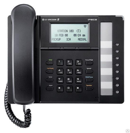Проводной SIP телефон ip8802