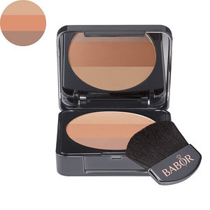 Румяна BABOR Face Make up Tri-Colour Blush 01 bronze (Бронза)