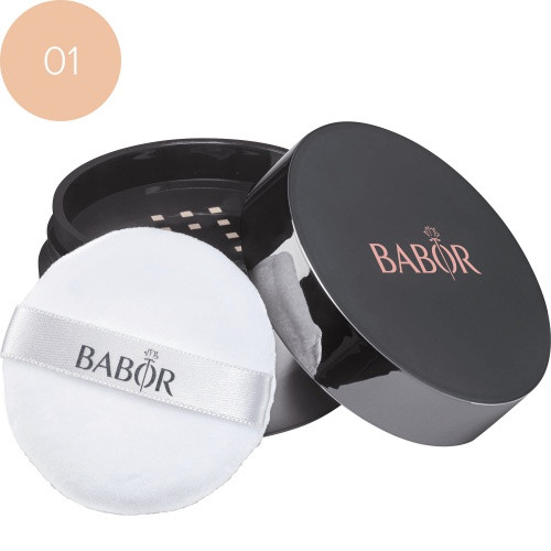 Минеральная пудра BABOR Face Make up Mineral Powder Foundation