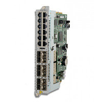 12 channel 10/100/1000BaseT to 100 /1000Mbps SFPFX  media blade for the AT-MCF2000 & AT-MCF2300 chassis.