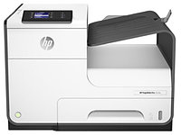 Принтер HP PageWide Pro 452dw (D3Q16B) 2400x1200dpi, 55 ppm, 512Mb, Duplex, USB, Wi-Fi, Ethernet, Duty cycle-50 000p, tray 500, ePrint,  AirPrint,