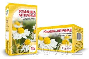 Ромашка аптечная, цветки 50 гр.