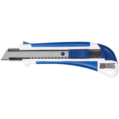 Нож канцелярский пластиковый 18 мм