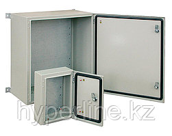 ZPAS WZ-2285-01-07-011 Шкаф электрический, серия SWN, 600х400х250 (ВхШхГ), c монтажной панелью, IP65, цвет серый (RAL 7035) (SWN-2285-1-3-7)