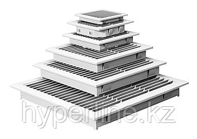 ZPAS M1S-03-0030 Вентиляционная решетка GV 250 (148x148 мм)