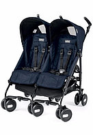 Коляска трость  Peg Perego Pliko Mini Twin (MOD NAVY)