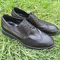 Мужские кожаные туфли , фото 1