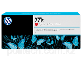 HP  Chromatic Red Ink Cartridge №771C for Designjet Z6200, 775 ml. ;
