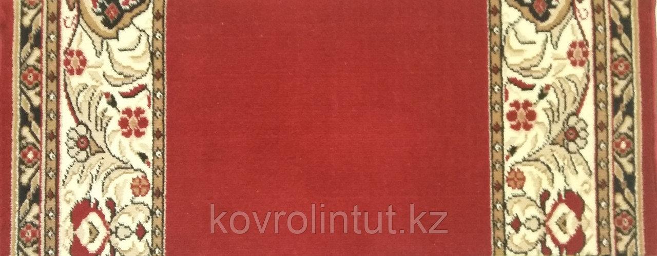 Кремлёвская дорожка BCF  GOLD Красная  ширина 1,2 опт/розн
