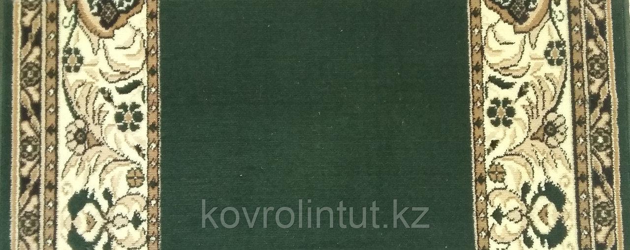 Кремлёвская дорожка BCF  GOLD   Зелёная  ширина 1,2/1,5 м