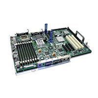 I/O system board with tray and screws 461081-001
