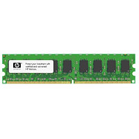 HP 8GB (1x8GB) Dual Rank x4 PC3L-10600R (DDR3-1333) Registered CAS-9 Low Voltage Memory Kit 647897-B21