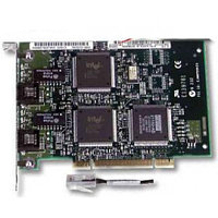 Контроллер HP Dual fast Ethernet 10Base-T/100Base-TX LAN adapter Network Interface Card (NIC) - 32-bit - Has two external RJ-45 connectors and six