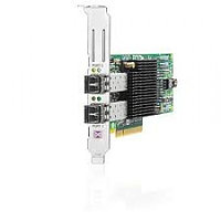 HP PCIe 8Gb 2-Port Fibre Channel (Emulex) HBA AH403A
