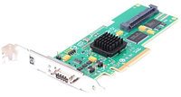 SC44Ge PCI-E SAS HBA - Supports RAID 0 and 1 416155-001
