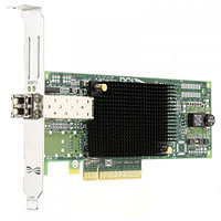 Контроллер HP PC Board - PCIe single-port Fiber Channel (FC) 81e Host Bus Adapter (HBA) board 489192-001