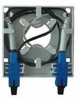 Оптическая розетка абонентская FTTH (2 порта)