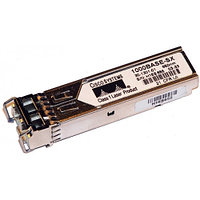 Transceiver SFP Cisco GLC-SX-MM [JDS Uniphase] JSPR12S002303 1Gbps MMF Short Wave 850nm 550m Pluggable miniGBIC FC4x 30-1301-01