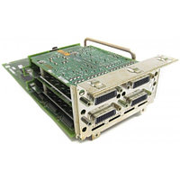 Контроллер Cisco NP-4T 4T-NIM Quad Port Serial Card For 4000 4500 Series 28-1186-02