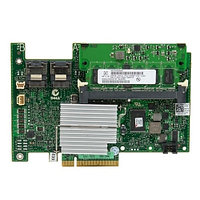 Dell Host Bus Adapter SAS 12Gb/s, Dual Port, PCI-E 3.0, mini-HD, Low Profile/Full Height bracket 406-BBDM