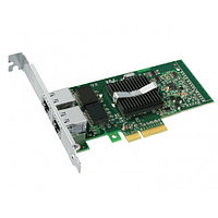 Сетевая Карта Dell (Intel) EXPI9402PT Pro/1000 PT Dual Port Server Adapter i82571EB 2х1Гбит/сек 2xRJ45 LP PCI-E4x X3959