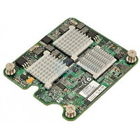 Сетевая Карта HP NC325M Multifunction Gigabit Server Adapter Mezzanine Card 2xBroadcom 5715S 4х1Гбит/сек PCI-E For c-Class BladeSystem 436011-001