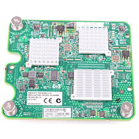 Сетевой Адаптер HP NC373m Broadcom 5708S 2х1Гбит/сек Dual Port PCI-E4x Mezzanine Multifunction Gigabit Server Adapter For ProLiant cClass BL260cG5