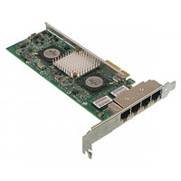 Сетевая Карта IBM NetXtreme II 1000 Express Quad Port Ethernet Adapter (Broadcom) BCM95709A0906G 4х1Гбит/сек 4xRJ45 LP PCI-E4x 49Y7949