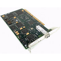 Сетевой Адаптер IBM (Emulex) LightPulse FC1020033-01B LP9002-E EMC L2A1706 2Гбит/сек Single Port Fiber Channel HBA LC PCI/PCI-X 03N2452