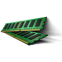 Оперативная память HP 2GB, PC3-10600, 128Mx8, RoHS, dual-rank, registered DIMM memory module 595094-001
