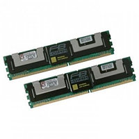 Kingston 16GB (2x8gb) 2RX4 pc-2 5300f KTH-XW667/16G