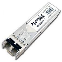 Transceiver SFP IBM 8-Pack [Brocade] 57-1000013-01 4,25Gbps MMF Short Wave 850nm 550m Pluggable miniGBIC FC4x 45W0493