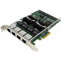 Сетевая Карта NetApp (Intel) EXPI9404PTG1P20 Pro/1000 PT Quad Port Server Adapter i82571GB 4х1Гбит/сек 4xRJ45 PCI-E4x 106-00200+A0