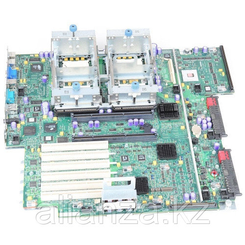 Материнская Плата Hewlett-Packard ServerWorks GC-HE Quad Socket 604 16DDR UW160SCSI U100 6PCI-X 2SCSI Video ATX 400Mhz For DL580G2 231125-001 - Alianza.kz - Комплексная дистрибуция в Алматы