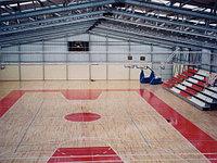 Строительство спортзала в Казахстане