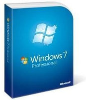 Операционная система Microsoft Windows 7 Professional, 32/­64 bit, Russian, пакет легализации