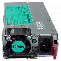 Блок питания HP 1200W PS DL360 DL380 G6 G7 HSTNS-PL11