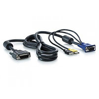 KVM Кабель HP Virtual Media CAC Interface Adapter 520-605-502 RJ45 - Video2xPS21xUSB AF624A