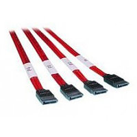 Кабель HP 4-port SATA/SAS cable 389653-B21