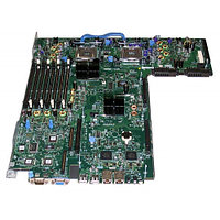 Материнская Плата Dell i5000P Dual Socket 771 8FBD 2PCI-E8x Riser SVGA 2GbLAN E-ATX 1333Mhz For Poweredge 1950 II (G2) DT097