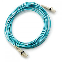 Кабель HP Multi-Mode Fiber Optic Cable LC(M)-LC(M) 15m 491027-001