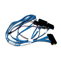 HP Internal SAS/SATA 4-Port Cable 457692-B21:Кабель