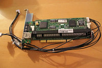 Контроллер Fujitsu-Siemens Remote Management Ctrl Upgrade Kit PG-RMCU1 Video LAN Com PCI For RX200S3 N2532