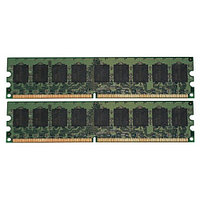 HP 2GB (2x1GB) PC5300 SDRAM Kit 483399-B21