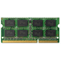 HP 4GB (1x4GB) Single Rank x4 PC3-12800R (DDR3-1600) Registered CAS-11 Memory Kit 647648-071