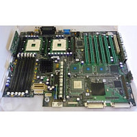 Материнская Плата Dell iE7500 Dual Socket 603 6DDR UW320SCSI U100 6PCI-X PCI 2SCSI 2LAN Video ATX 400Mhz For PowerEdge 2600 6X871